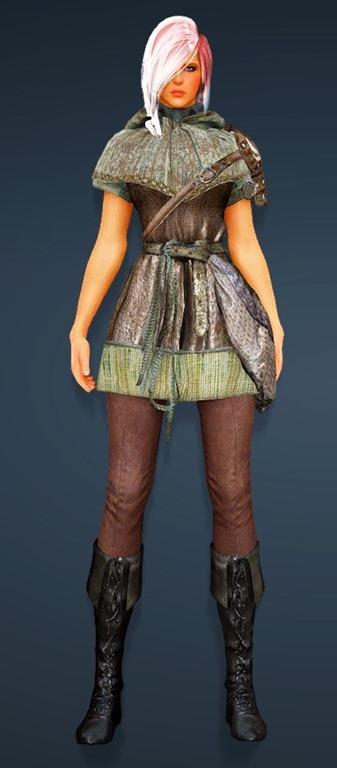 BDO Fashion | Fisher's Clothes (Black Desert Online)