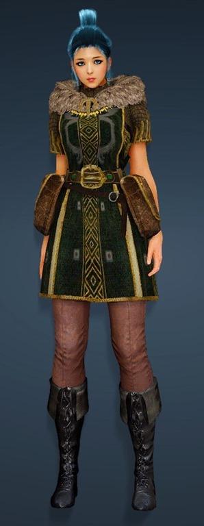 BDO Fashion | Alchemist's Clothes (Black Desert Online)
