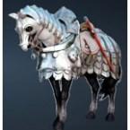 Calpheon Charger's Horse Gear