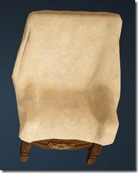 Fleece Chair Top