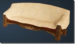 Fleece Sofa Front