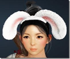 Rabbit Hat Front
