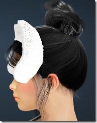 Rabbit Hat Side