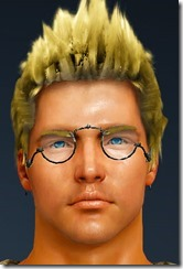 Shold Glasses Front Male