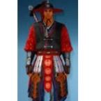 [Warrior] Red Robe