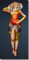 bdo-gold-scales-kunoichi-costume-weapon