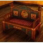 Mediahn Handcrafted Sofa