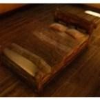 Velian Handcrafted Bed