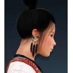 [Maehwa] Raven Ear Cuff