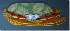 Palm Tree Sofa Top