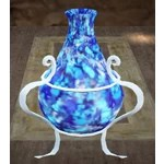 Beautiful Opal Vase