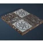 Pinwheel Flooring