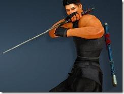 Sicarios Shortsword Ninja Drawn