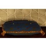 Blue Sheep Hide Cushion