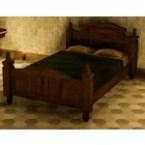 Heidel Handcrafted Bed