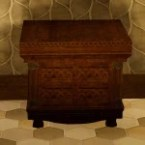 Heidel Handcrafted High-Quality Bedside Table