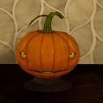 Oddly Shaped Pumpkin