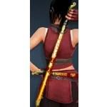 [Kunoichi] Golden Scale Short Sword