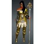 [Witch] Jarette's Armor
