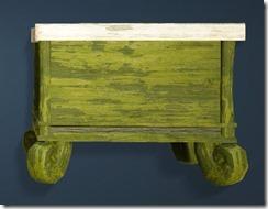 Goblin-style Bedside Table Back