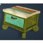 Goblin-style Bedside Table