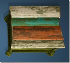 Goblin-style Bedside Table Top
