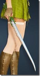 Treant Camouflage Elven Sword Drawn