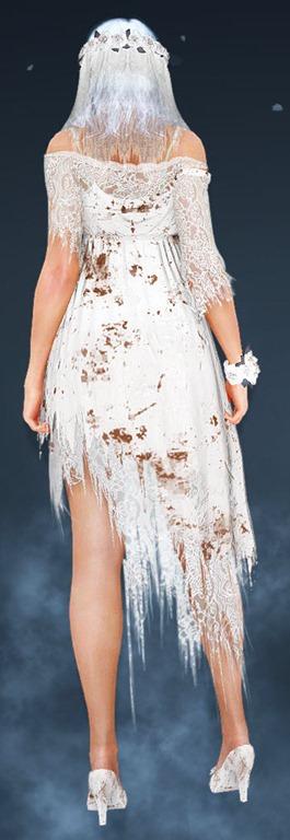 BDO Fashion | [Witch] Ghost Bride (Black Desert Online)