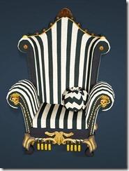 bdo-halloween-golden-skull-chair