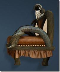 Goat Horn Sofa Side