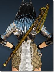 Karin Short Sword Stowed