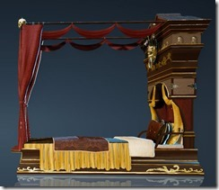 Bel Pirates Bed Side