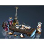 Zen Furniture Prop Set