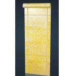 Golden Embossed Wall