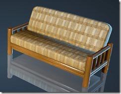 Natural Log Sofa