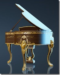 Jukebox Piano Work #1 Serendia Back
