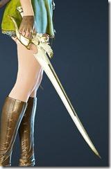 Kibelius Kamasylven Sword Stowed