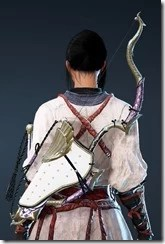 Ladybell Horn Bow Stowed