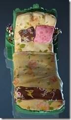 Spring Flower Bed Top