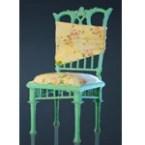 Spring Flower Chair