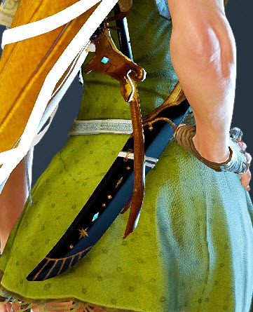 Bdo Fashion Ranger Stella Dagger Black Desert Online