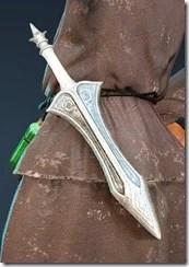 Crown Eagle - WZ Dagger Stowed