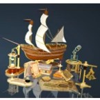 Fintomaria Sailing Prop Set