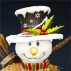 Frosty Snowman Hat