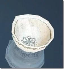 Haso Teaware Tea Bowl Top