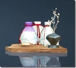 Haso Teaware Tea Table Side