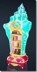 Coral Bookshelf Front