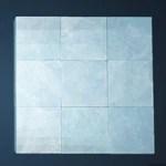Daybreak Blue Coral Floor