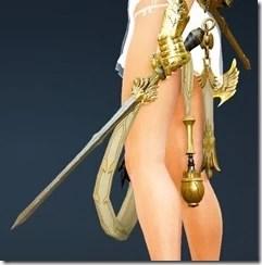 Lahn Kibelius Noble Sword Drawn