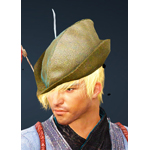 Trilby Hat (Male)